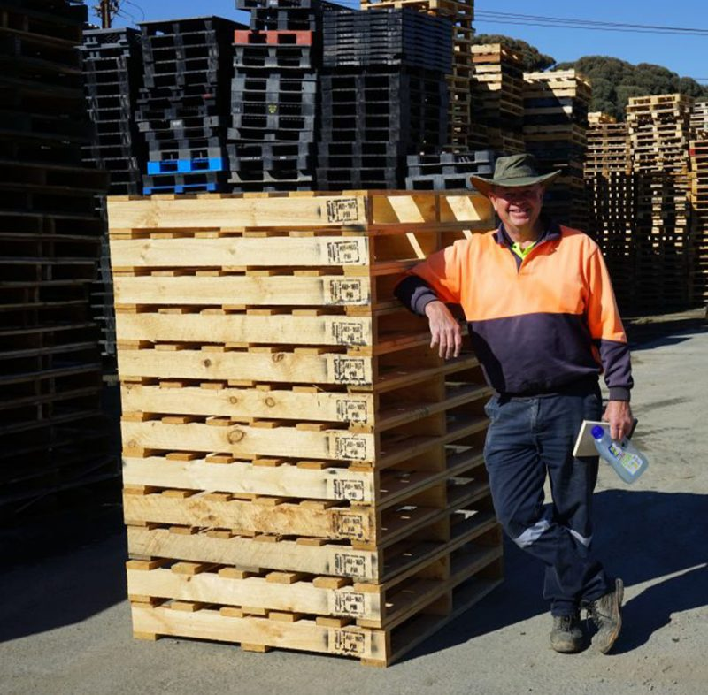 About Churchill Pallets - New Pallets Adelaide