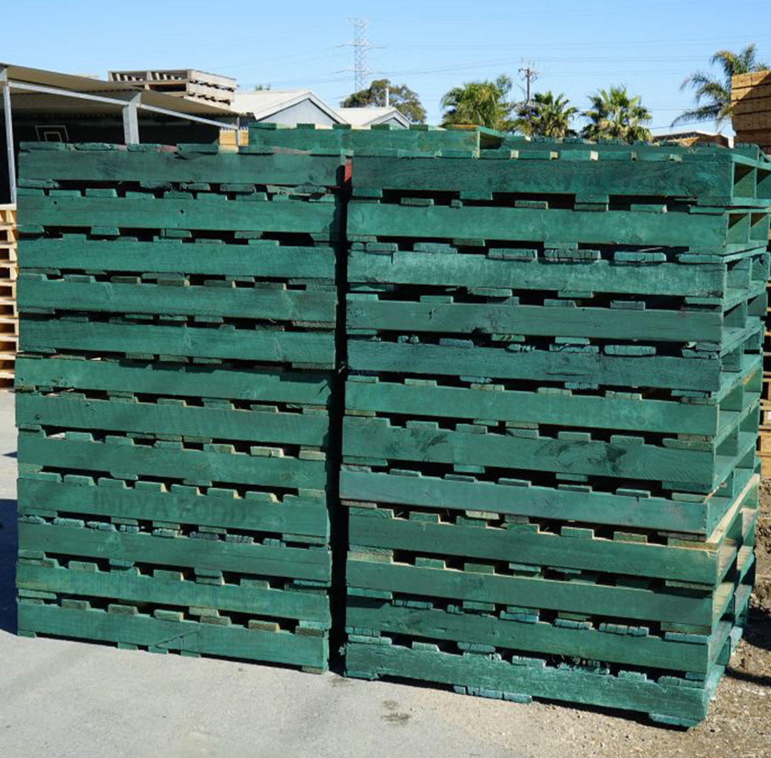Churchill Pallets | Custom Painted Pallets Adelaide