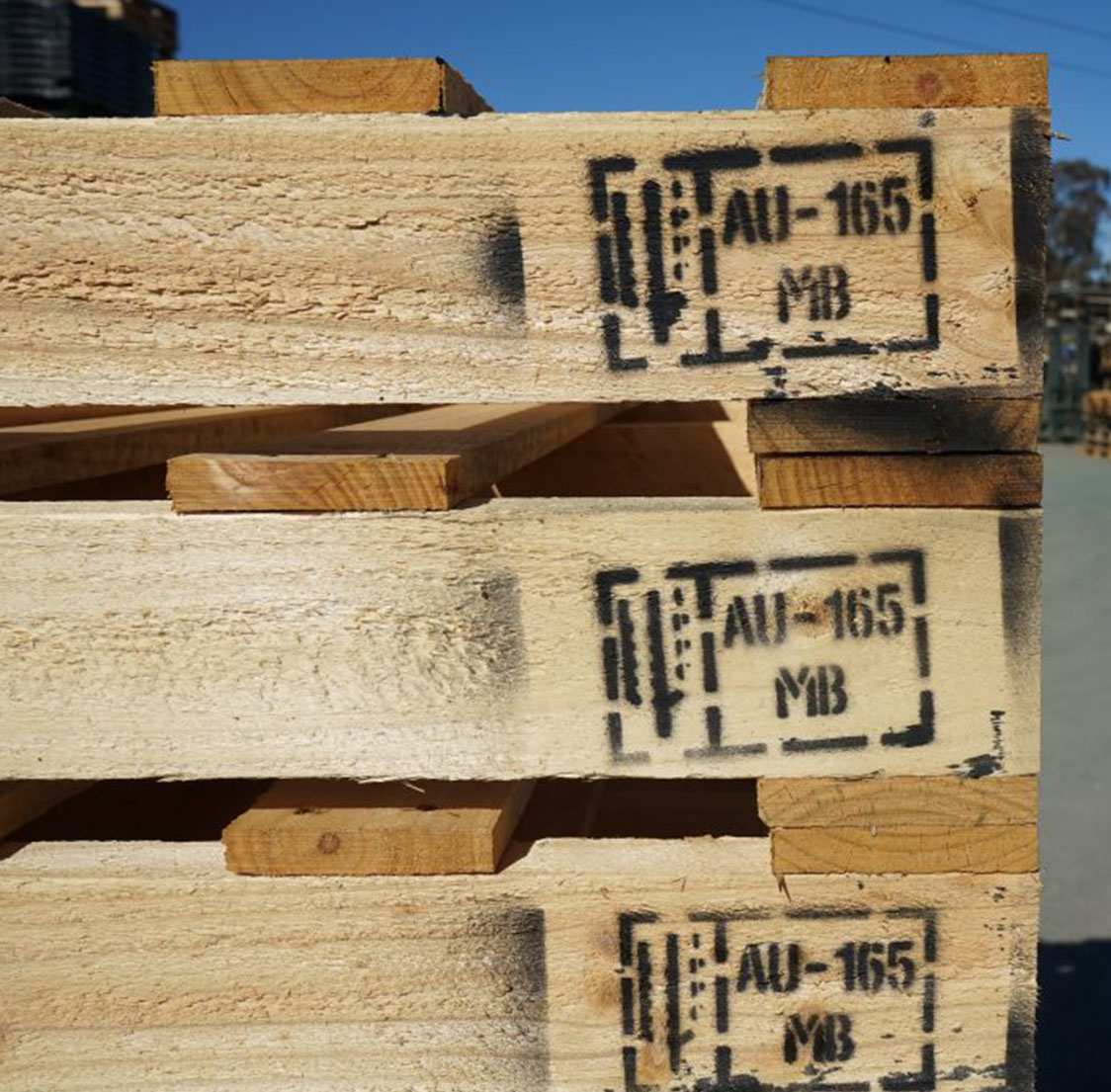 Churchill Pallets | New Pallets Adelaide