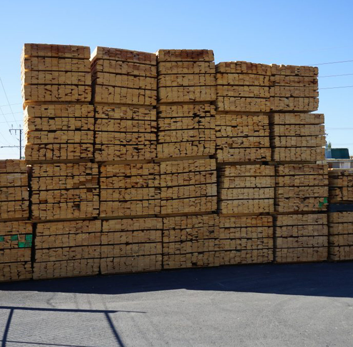 Churchill Pallets | Timber For New Pallets Adelaide