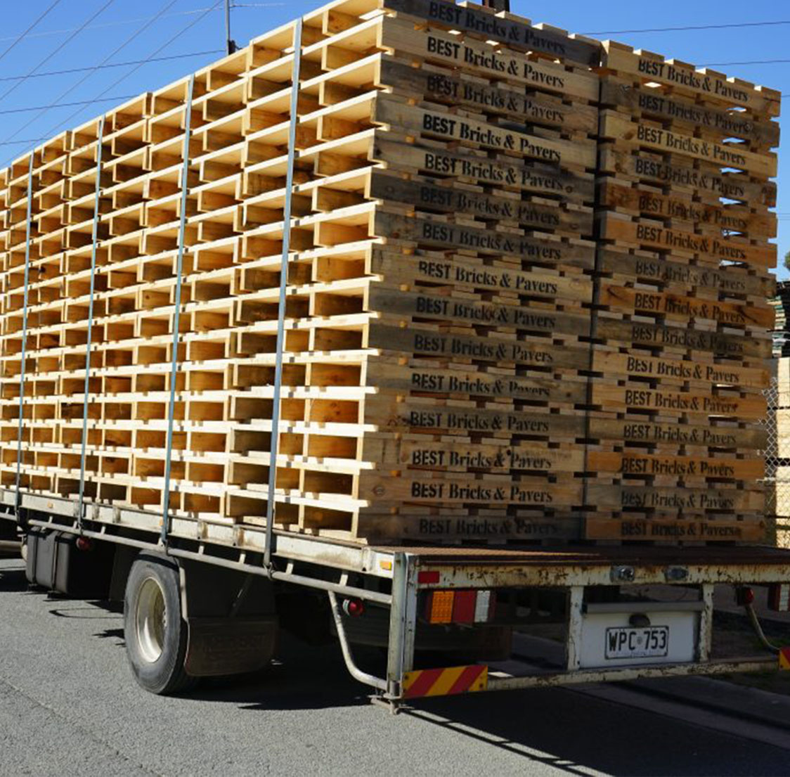 Wooden Pallets Adelaide | New Wooden Pallet Delivery In Adelaide
